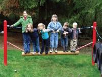 Seilparcours Haiger | Wackelbalken