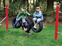 Seilparcours Haiger | Reifen