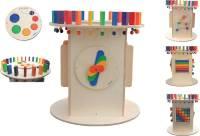 Spielturm Domino mit Wandspielen