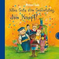 Alles gute zum Geburtstag, Jim Knopf! (Ausstellungsexemplar)