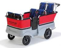 Winther Turtle Kinderbus 6-Sitzer