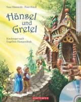 Hänsel und Gretel, mit Audio-CD