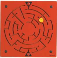 Wandspiel Labyrinth