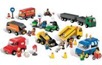 Lego Fahrzeuge Set