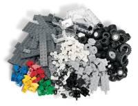 Lego Räder Set, 286-teilig