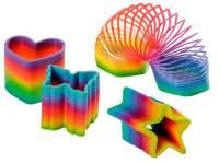 Spirale Regenbogen