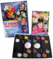Schminkpalette 12 Farben