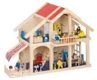 Puppenhaus Veranda
