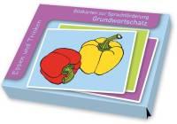 Grundwortschatz Bildkarten zur Sprachförderung - Essen und Trinken