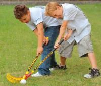 Fun Hockey 4er Set