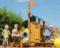 Spielgeräte Märchenwelt - Hänsel und Gretel Spielhaus
