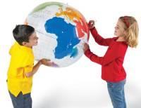 Globus aufblasbar Ø 67,5 cm