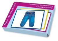 Grundwortschatz Fotokarten zur Sprachförderung - Mein Kleiderschrank