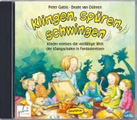 Klingen, spüren, schwingen Audio CD