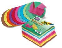 Faltblätter - 500 Blatt in 10 Farben