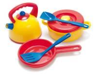 Kinderküche Kessel- & Topfset 7-teilig