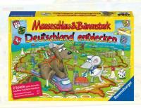 Mauseschlau & Bärenstark - Deutschland entdecken