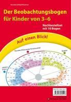 Auf einen Blick! Der Beobachtungsbogen für Kinder von 3-6