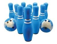 Bowlingspiel groß