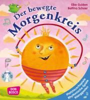 Der bewegte Morgenkreis inkl. Audio CD