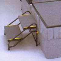 Bühne mobil | Treppenstufen