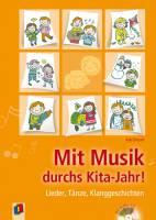 Mit Musik durchs Kita-Jahr | Mit Audio-CD