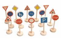 Verkehrszeichen Set 1