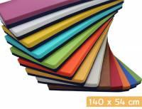 Liegepolster 140 x 54 x 8 cm (Kunstleder beidseitig)