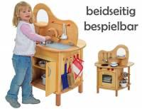 Glückskäfer Spielküche mit Aufsatz