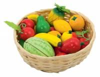 Kinderküche - Obstkorb, 23-teilig