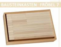 Bausteinkasten Fröbel 7 (BF7)