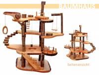 Baumscheiben-Baumhaus
