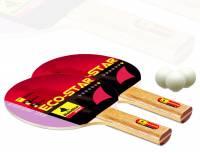 Tischtennisschläger Set Eco Star