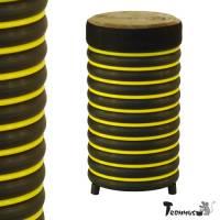 Trommus Standtrommel Gelb | Höhe 32 cm