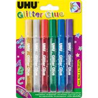 Uhu Glitter Glue 6er Set