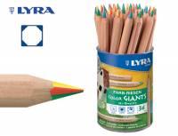 Lyra Farbriesen® Regebogenstifte, 36er Set