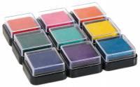 Mini-Stempelkissen Farbenfroh