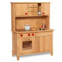 Glückskäfer® Kinderküche mit Oberschrank