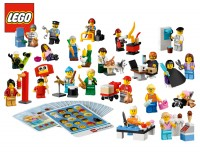 Lego Leute und Berufe Set