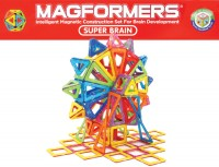 Magformers Super Brain Set - 220 Teile