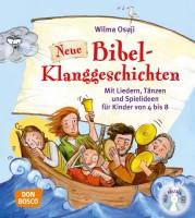 Neue Bibel-Klanggeschichten mit Audio-CD