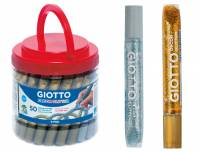 Giotto Decor Glitter-Klebestifte