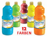 Giotto Schulmalfarbe 1000 ml