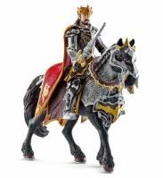 Schleich Drachenritter König zu Pferd