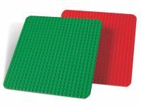 Lego Duplo Bauplatten groß (2er Set)