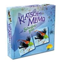 Klatsch-Memo…mit Schnabelgrün