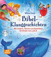 Bibel-Klanggeschichten mit Audio-CD