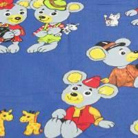 Bettwäsche Garnitur aus Baumwolle - Mäusefreunde