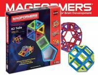 Magformers Basic Set - 62 Teile