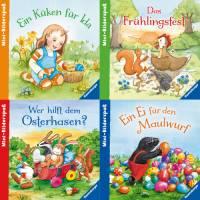 Ravensburger Mini-Bilderspaß Nr. 82 - Ostern (40er Set)